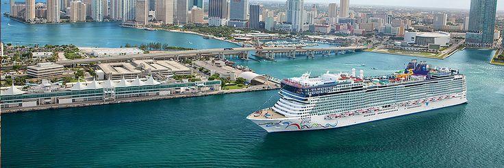 Norwegian Cruise Lines - transatlantic cruises