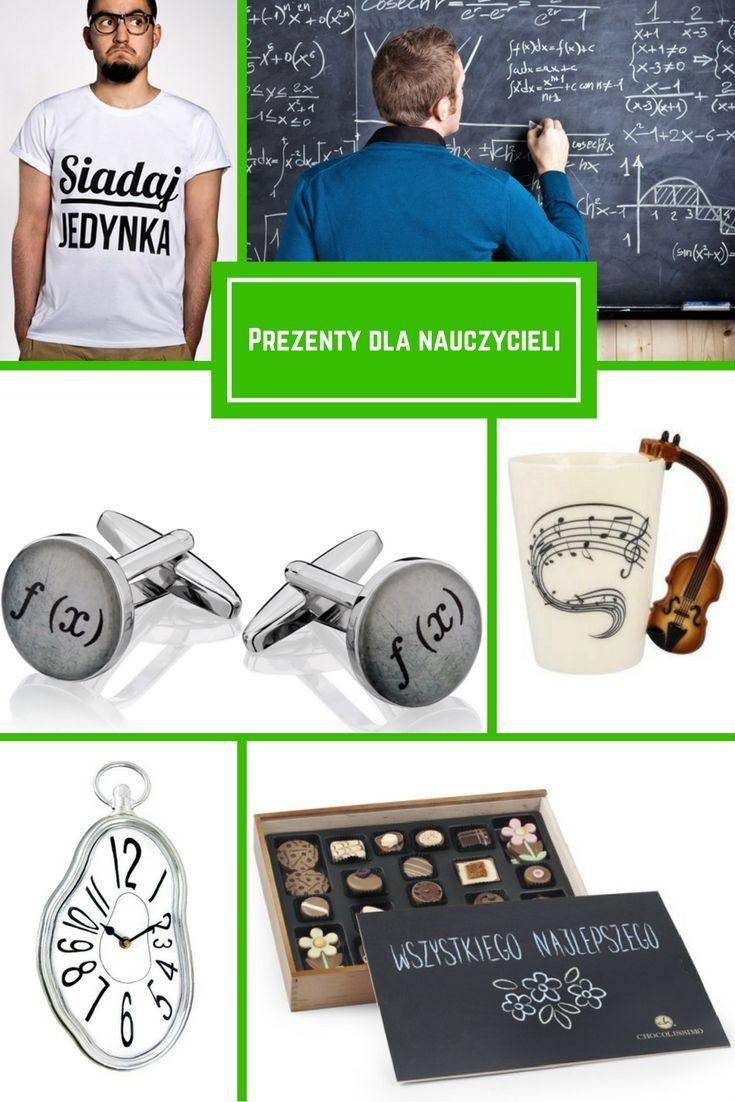 13 wyjątkowych pomysłów na prezenty dla nauczycieli