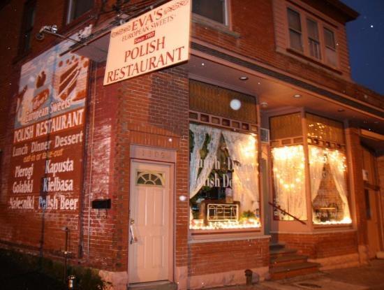 Eva S Polish Restaurant Syracuse