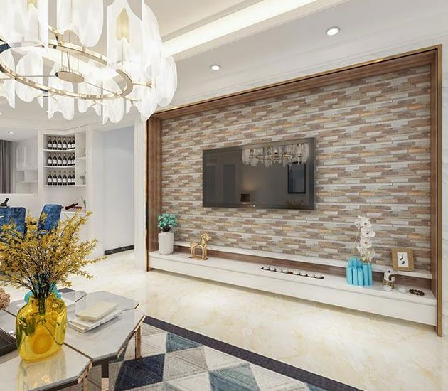 Artificial Stone Tile Stone Effect Tile For Living Room Or Outdoor Stone Tile Flooring Artificial Stone Wall Tiles Price