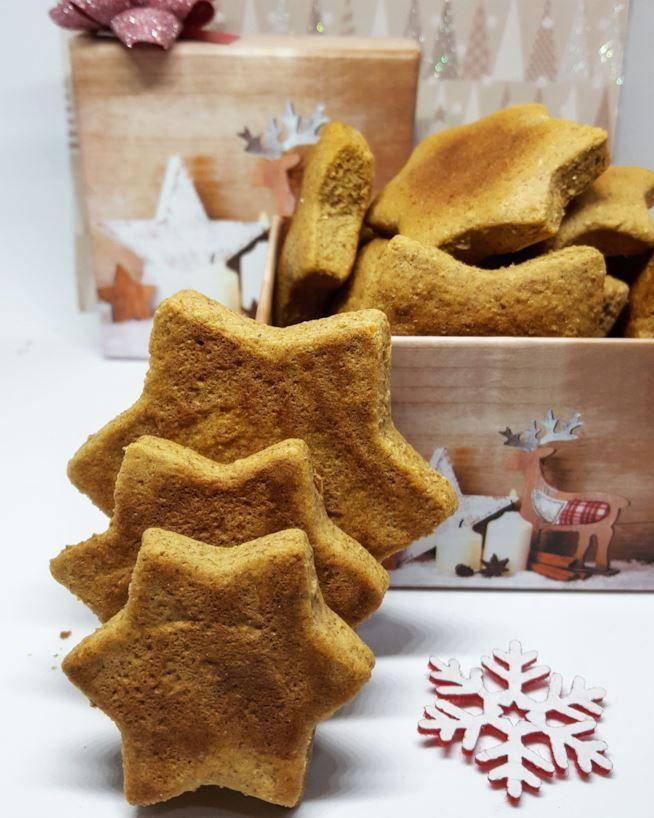 Gingerbread versione light