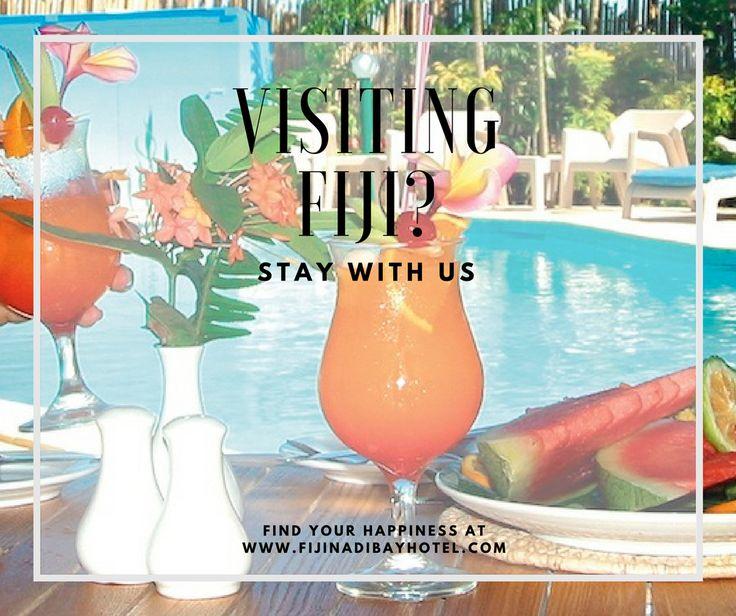 Find your happiness right here at Nadi Bay Resort Hotel and explore what #fiji has to offer. #nadibayfiji #travelfiji #fijiholiday http://www.fijinadibayhotel.com/