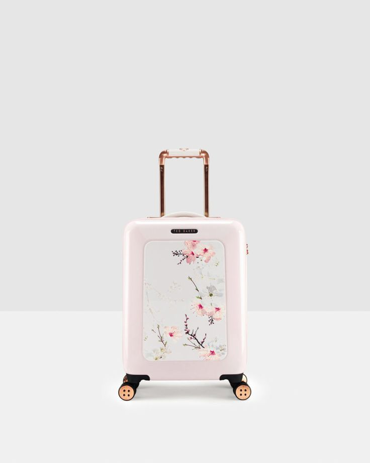 Oriental Blossom small suitcase - Baby Pink | Bags | Ted Baker