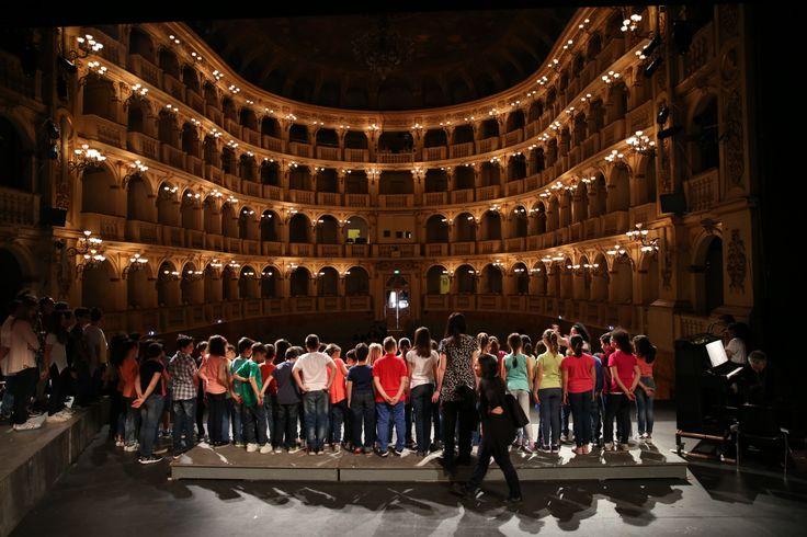 Vivacissimo allegrissimo presto prestissimo!   Evento Speciale   Futuri Maestri   19 maggio 2017   Ph. Luciano Paselli