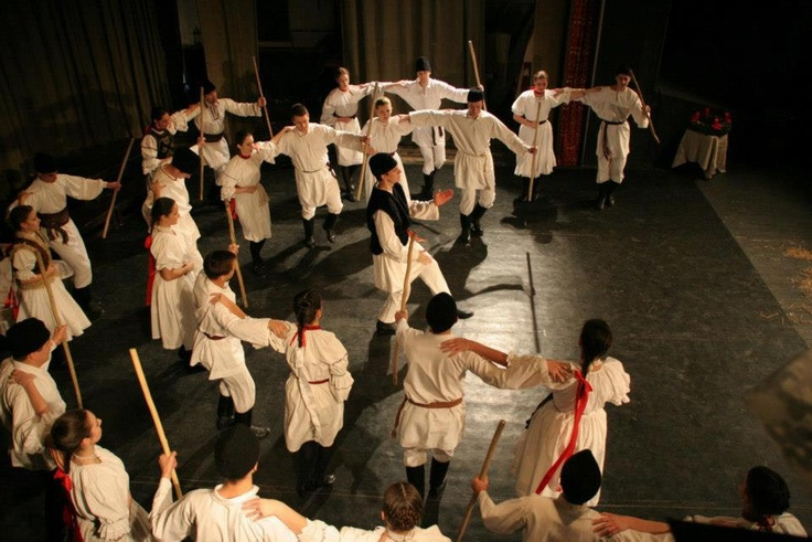 hungarian folk dance  Regölés