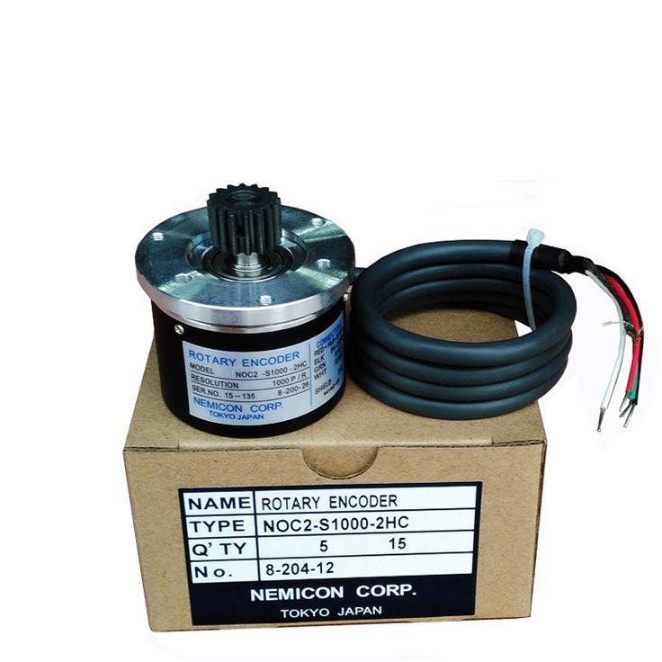 Chen De injection molding machine Zhenxiong decoder NOC2-S1000-2HC photoelectric sensors encoder