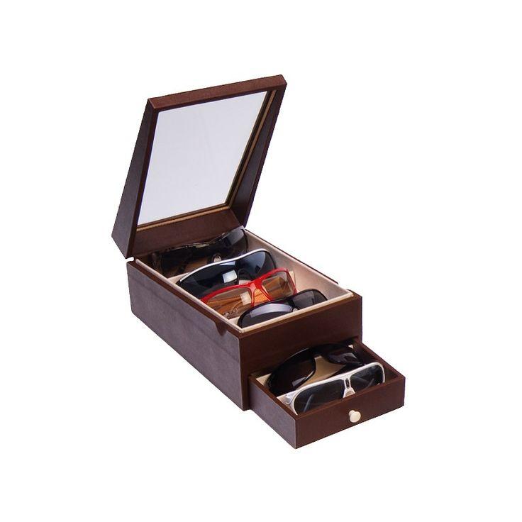 Caja para gafas del sol | Estuche cajón para gafas | Absolute Breton