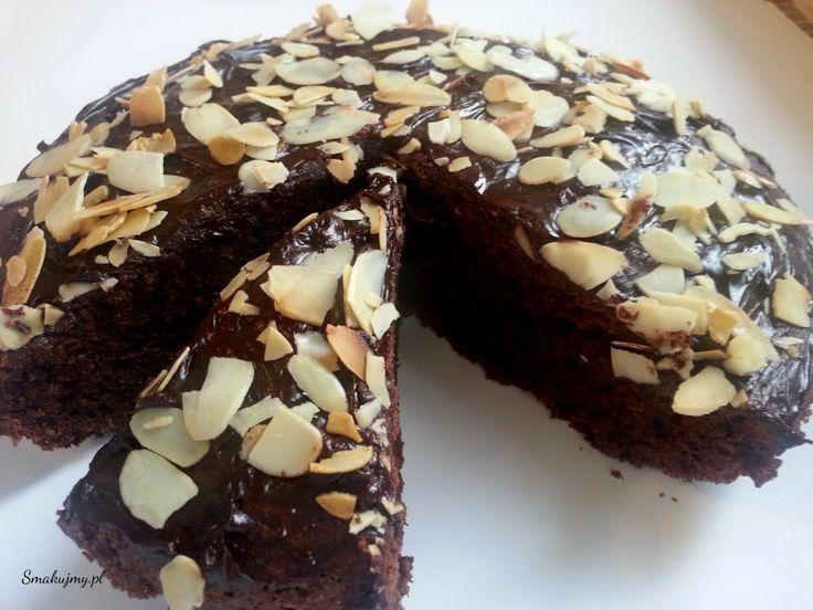 ciasto czekol
