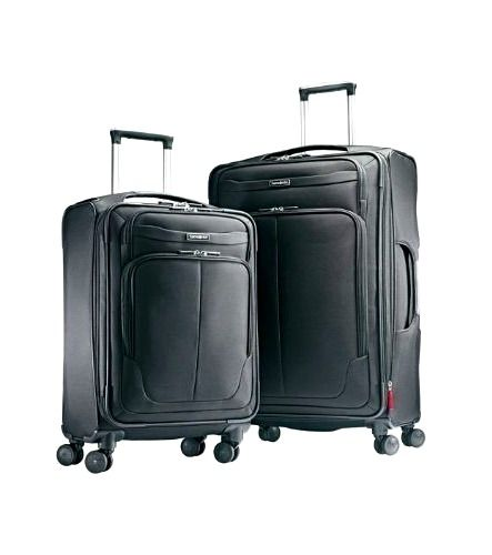 Samsonite Time and time again, travelers continue to agree that Samsonite is the best luggage brand on the market making it one of the highest in suitcase recommendations: Planet Lew – I have a set of Samsonite 4-wheel spinners. The smallest is cabin size & use it for up to week long trips. The middle size is good if I need to take more stuff (which I'm trying to learn not to) and the largest is a bit ridiculous.