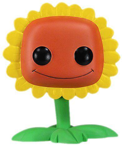 Funko Pop Plants vs Zombies: Sunflower http://popvinyl.net #funko #funkopop #popvinyl