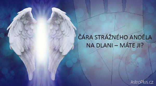 Čára strážného anděla na lidské dlani – máte ji? | AstroPlus.cz