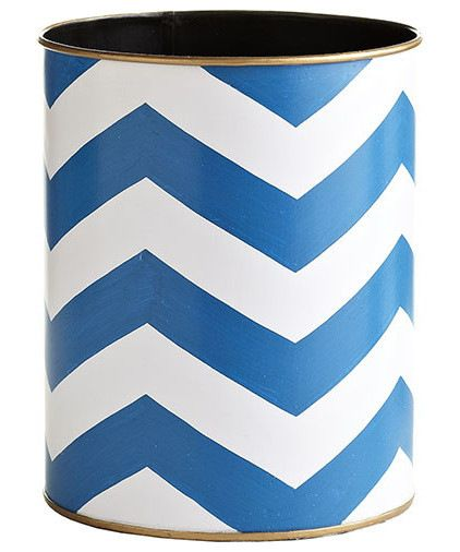 contemporary waste baskets by Wisteria