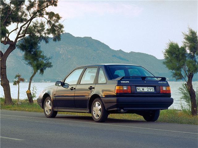 Volvo 440/460 - Classic Car Review   Honest John