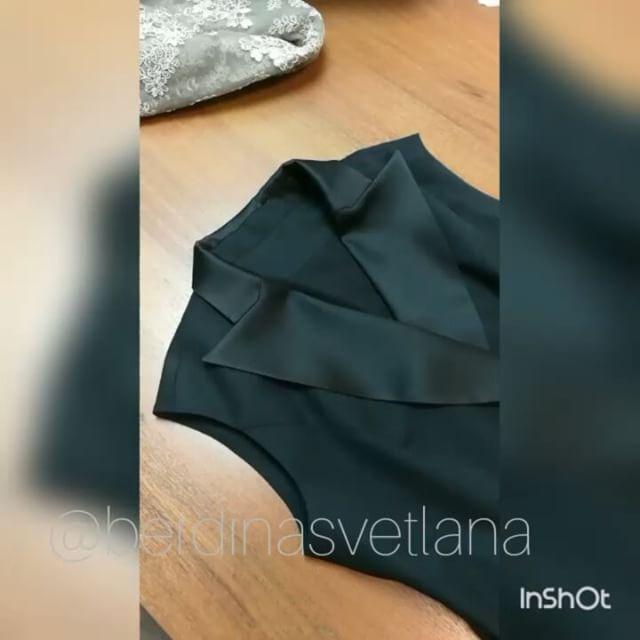 На плоскости✌ тоже ни чего смотрится#платье #смокинг #этолюбовь #ательеновороссийск #люблюсвоюработу #шитьнеперешить #ателье