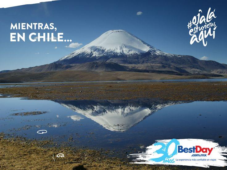 ¿Y tú...trabajando en puente? #OjalaEstuvierasAqui en #SantiagoDeChile #Chile con #BestDay