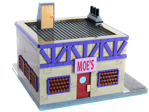 Moe's Tavern by Pepa Quin http://flic.kr/p/o853er
