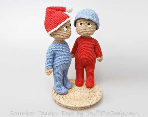 Amigurumi Boy Doll Pattern : 17 Best images about crcohet doll body on Pinterest ...