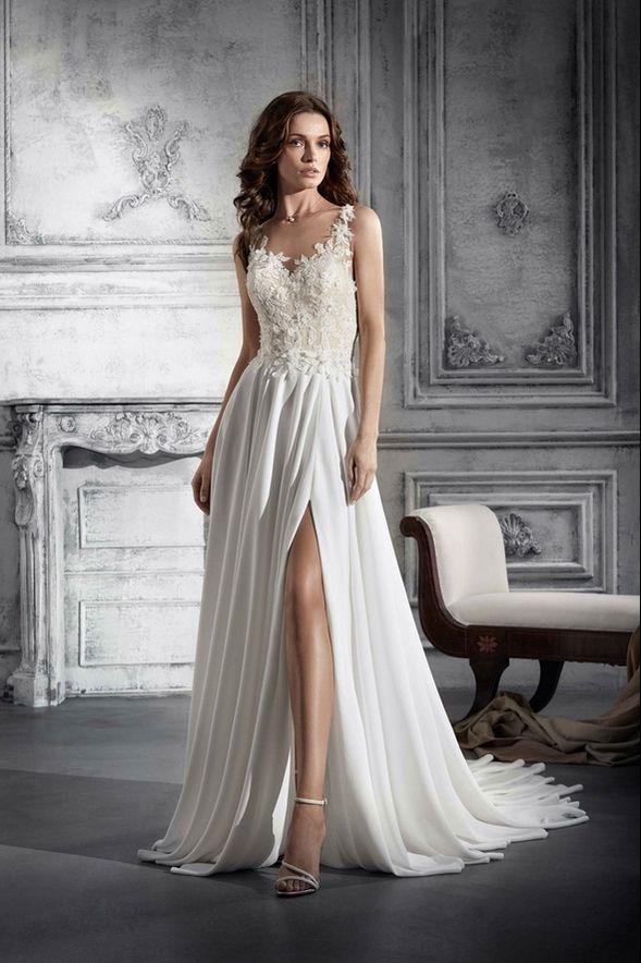 Νυφικά Φορέματα Demetrios Collection - Style 795