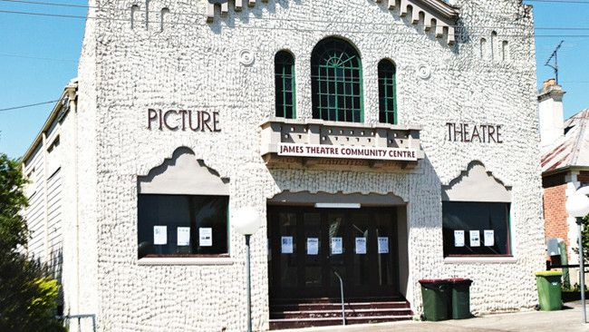 Historic Cinema at Dungog NSW