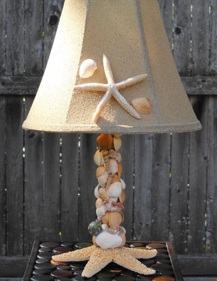 Seashell Lamps and Lampshades