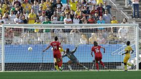 Le Canada a récolté une deuxième victoire de suite au tournoi olympique de soccer féminin de Rio 2016, battantle Zimbabwe...