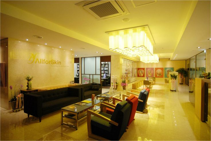 AllforSkin Aesthetic(Dermatology Clinic in Daegu,Korea) 1-1 Breath-taking interiors that shows the combination of medicine, culture and art in a changing clinic.    4th floor, Dong-Won B/D, 8-1, Sam-Deok-1 Ga, Jung-gu, Daegu, Korea  By Metro. Take Line 1. Right across from 'ART BOX' and 4th floor of Pizzeria(1st floor)'s Building in downtown, Daegu Tel. 82-53-425-7582 / 01098577773