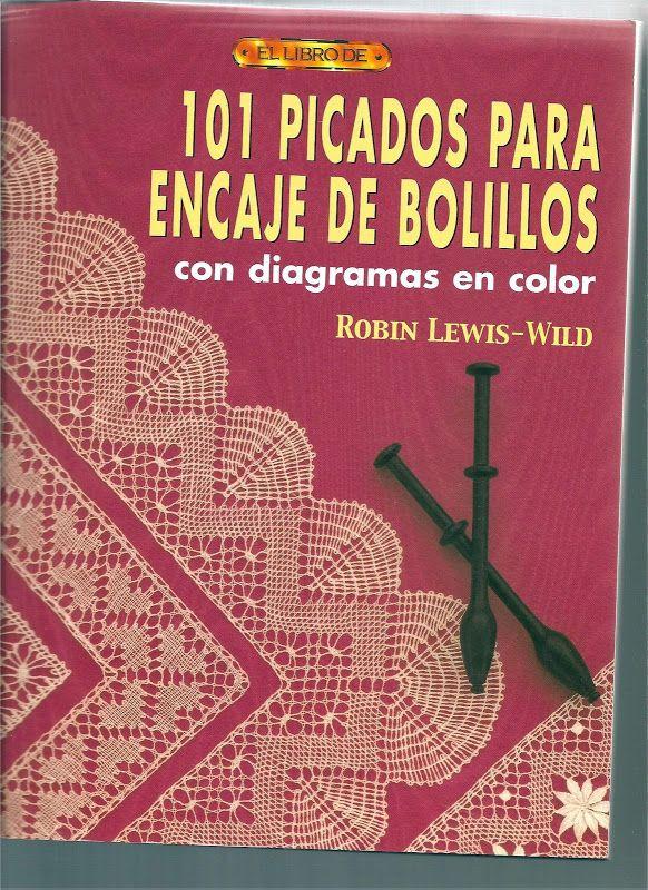 101 Picados para hacer encaje de Bolillos(Robin Lewis- wild) - rosi ramos - Picasa-verkkoalbumit