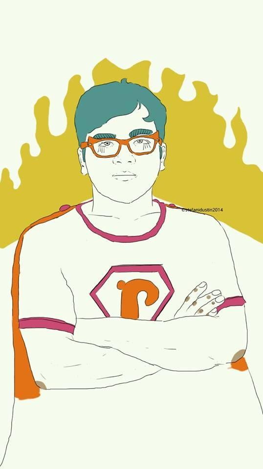 Heros Illustration. lol