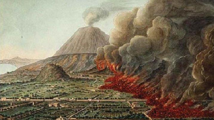 30 Interesting facts about Pompeii and Mount Vesuvius | Around ...
