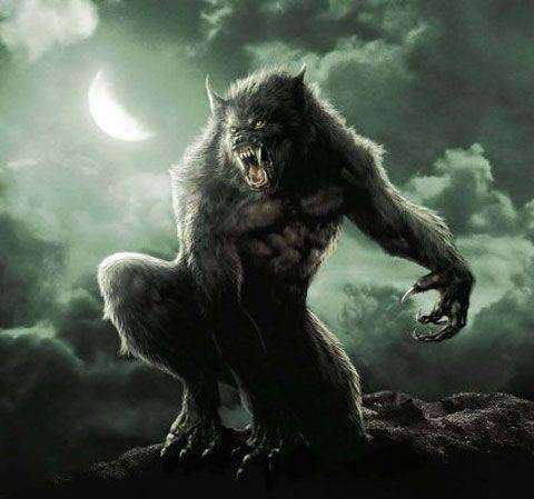 La leyenda del hombre lobo.
