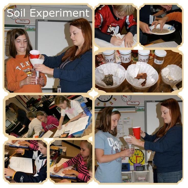 11 best science soils in the environment images on for Soil 4 teachers