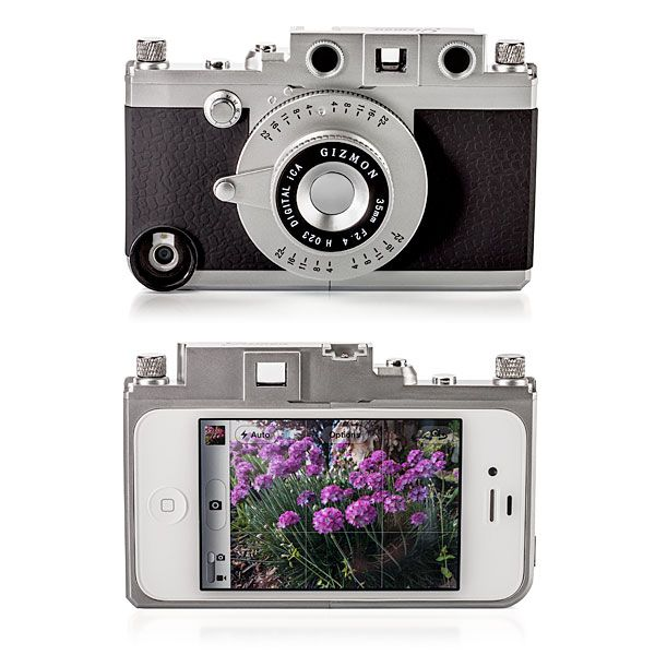 Gizmon Camera Style Case for iPhone $64.99