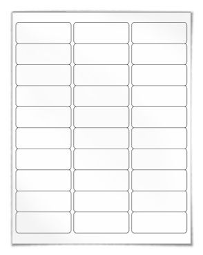 Download WL-875 template in Word .doc, PDF and other formats free. Same size as Avery® 5160 template. Use as address, mailing, and more. | 30 labels per sheet: View here: http://www.worldlabel.com/Pages/wl-ol875.htm