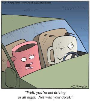Coffee Funnies | Break of Day on Go Comics