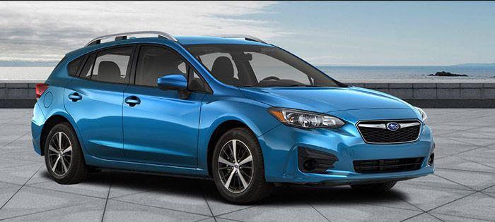 The 2019 Subaru Impreza 2 0i Sport 5 Door Specs Price Comes With Elegant Exterior And Comfortable Interior Design Which Are Equi Subaru Impreza Impreza Subaru