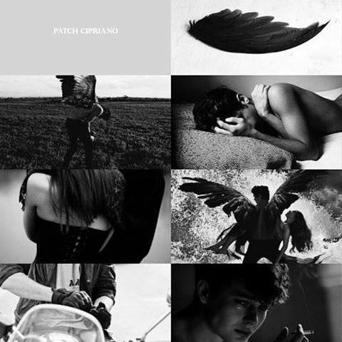 3/6 Mini especial de hush hush para @marzzi_ferquez amé esto! De verdad... *-*lovely Jane*-* #patchcipriano #hushhush #lanoragrey #grey #angelcaido #fallenangel #archangels #crescendo #silence #finale #mueremarcie #books #amoleer #libros