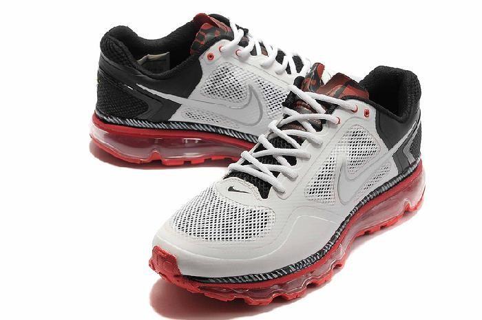 panier nike homme air max pas cher - La Mode Cher Nike Air Max Trainer 1.3 Breathe Chaussures Blanc ...