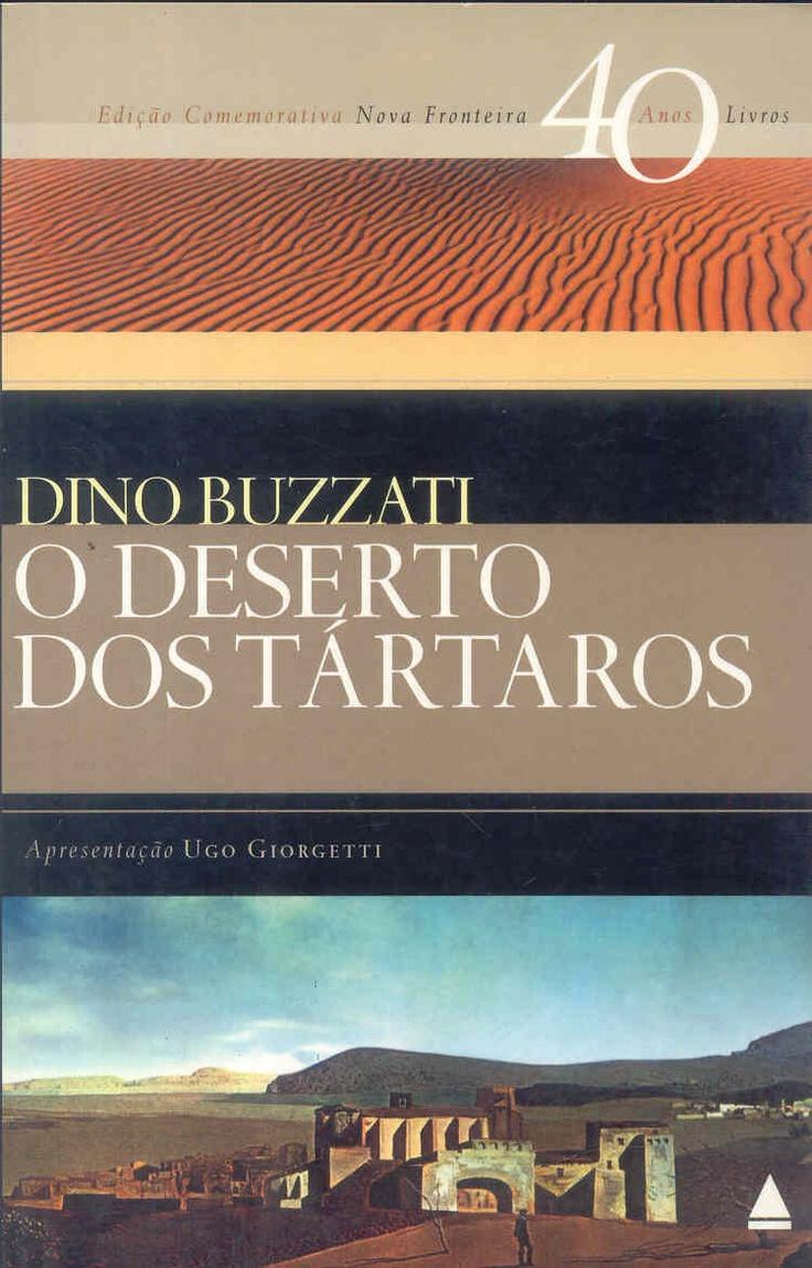 O deserto dos tártaros - Dino Buzzati - Nova Fronteira