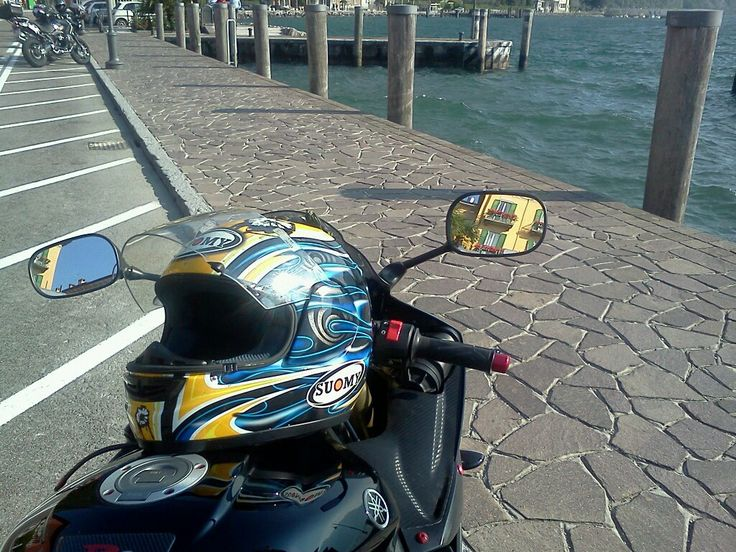 Yamaha R6 '05 in Torbole