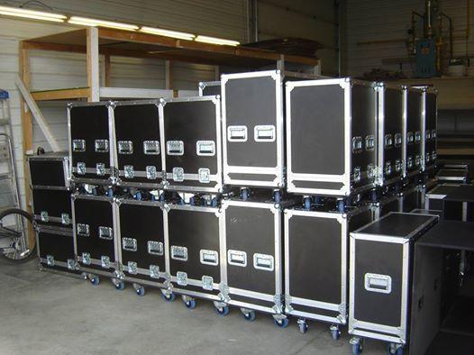 Road Case Guys Inc. ATA custom cases                                                                                                                                                                                 More