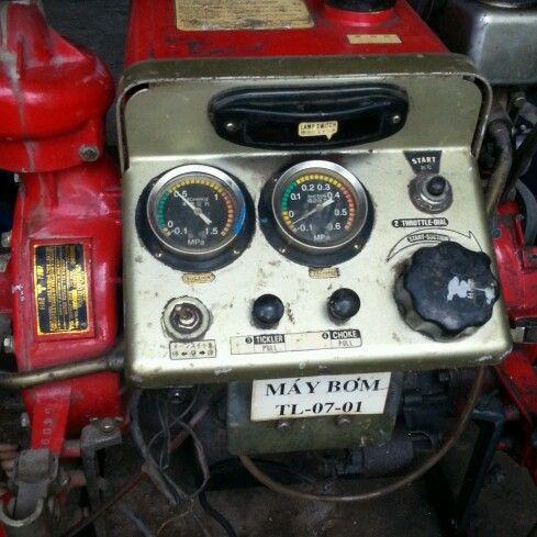 máy chữa cháy v50 tohatsu