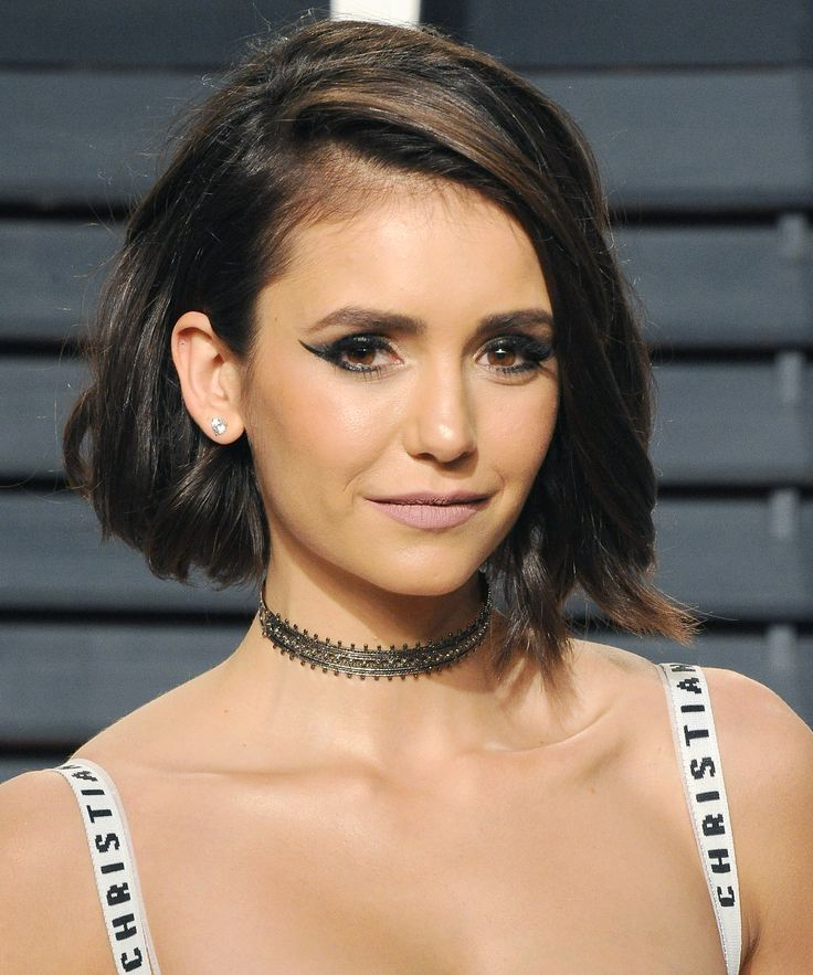 Celebrity Cat Eyes That Will Make You Hoard Liquid Liner - Nina Dobrev from InStyle.com