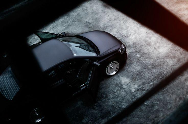 The Gentleeeman ( Volkswagen Polo Sedan ) by Sergey Andreev on 500px