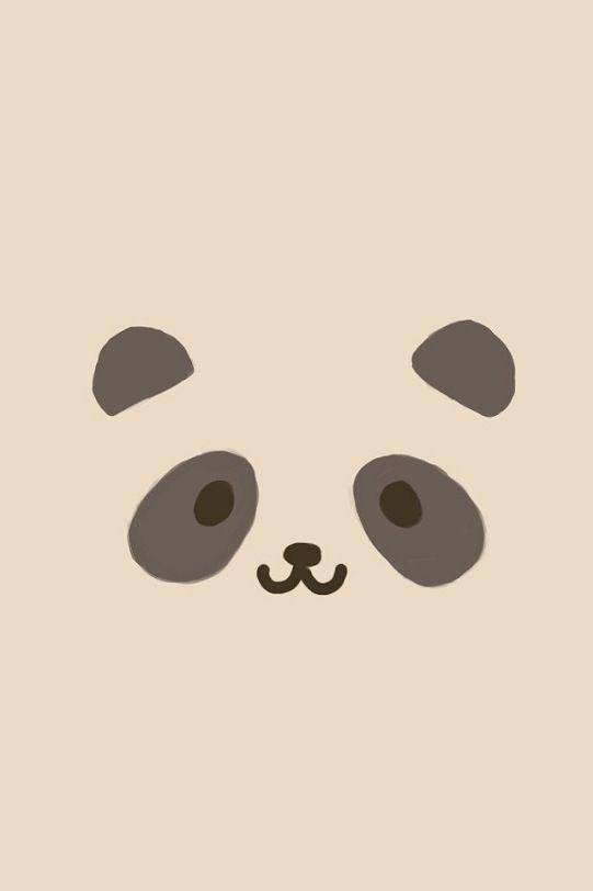 Oso panda (Fondo de pantalla/Wallpaper)