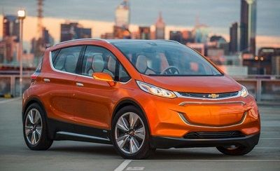 2019 Chevrolet Bolt Changes Specs Price All Electric Cars
