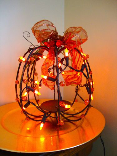 17 best images about fall festival of lights on pinterest for Small led lights for crafts michaels