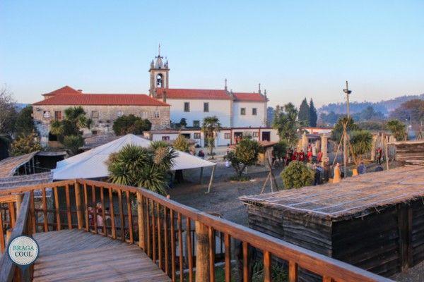 Roteiro de Natal - Presépio ao Vivo de Priscos, Portugal