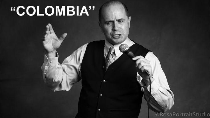 Gustavo Herrera (Latin Tenor) VLFF  Colombian Consulate in Vancouver  Se...