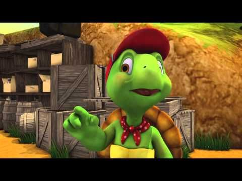 ▶ Franklin and Friends - Franklin, Back in the Saddle / Franklin's Backwards Day - YouTube