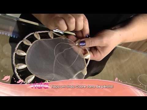 ▶ Faça um lindo Cobre Jarra de pérola! - YouTube